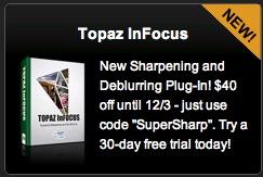 Topaz Labs InFocus - New