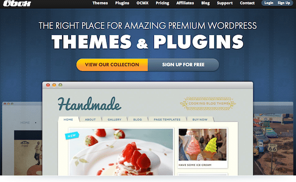 wordpress photo theme