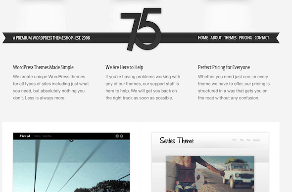 photography themes for wordpress