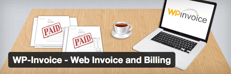 wordpress invoice
