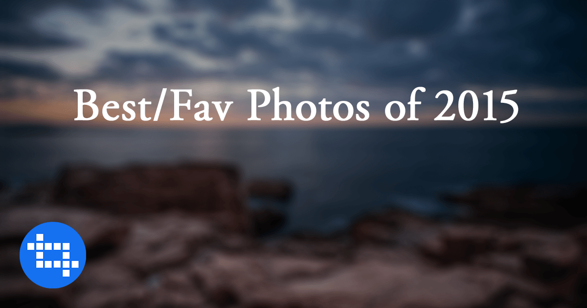 Best & Favorite Photographs of 2015