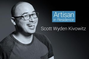 Artisan in Residence at The Photo Frontier