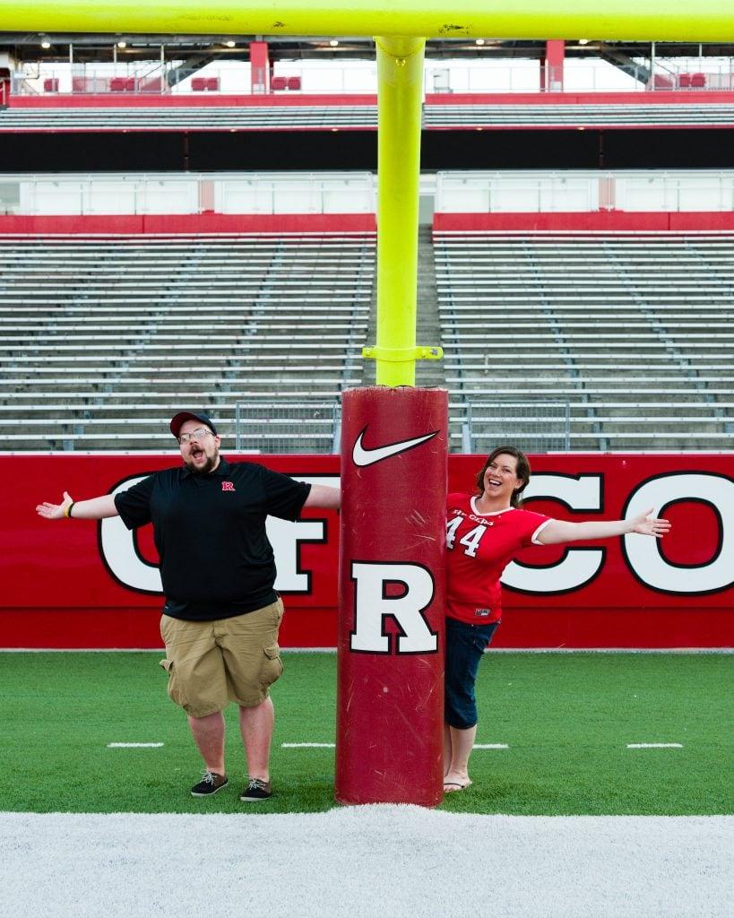 Rutgers Couple