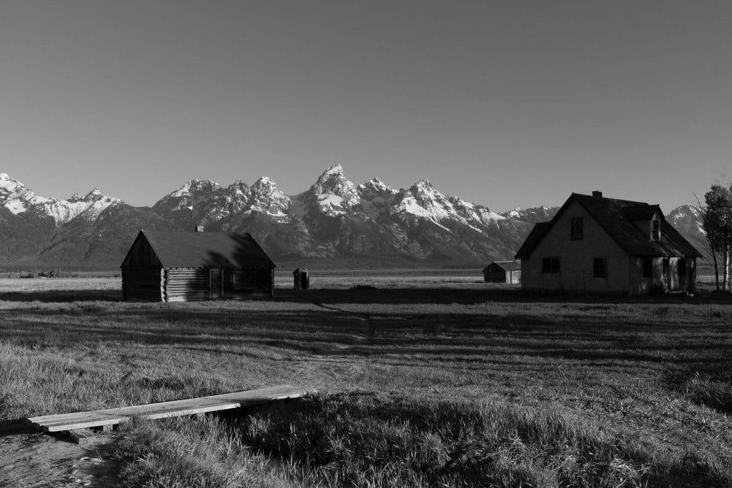 Where Jacob Naps in Grand Teton National Park