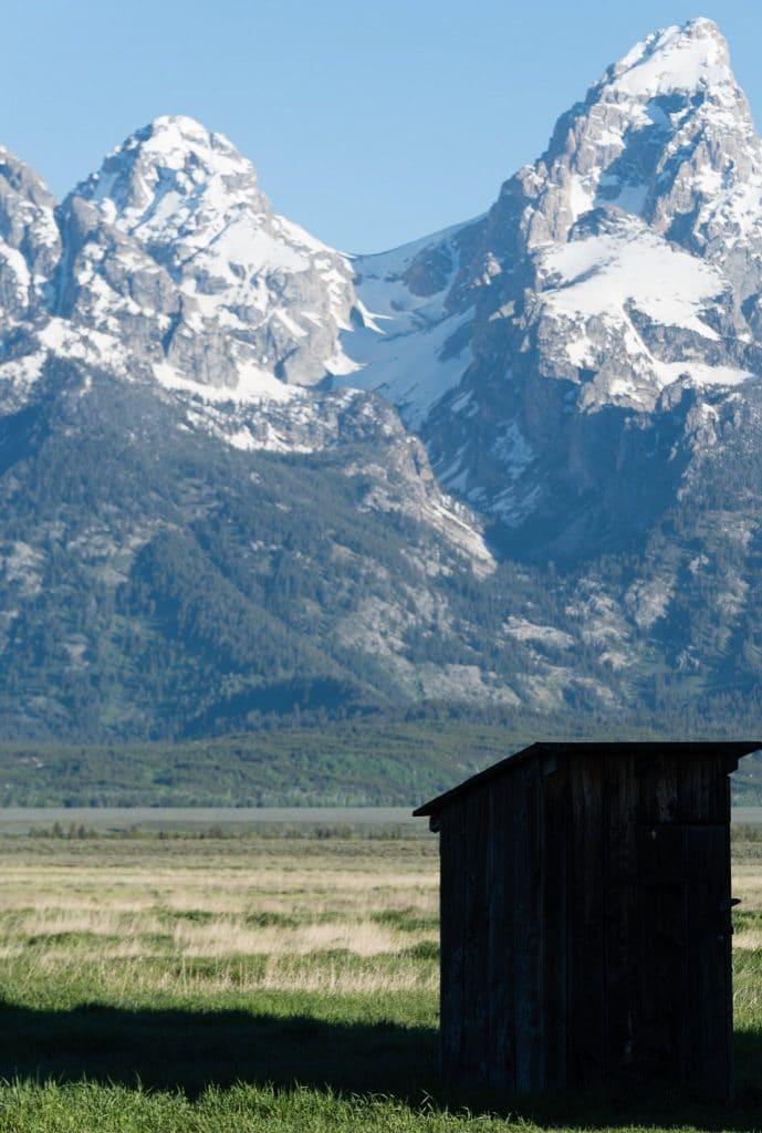 outhouse-mountainous