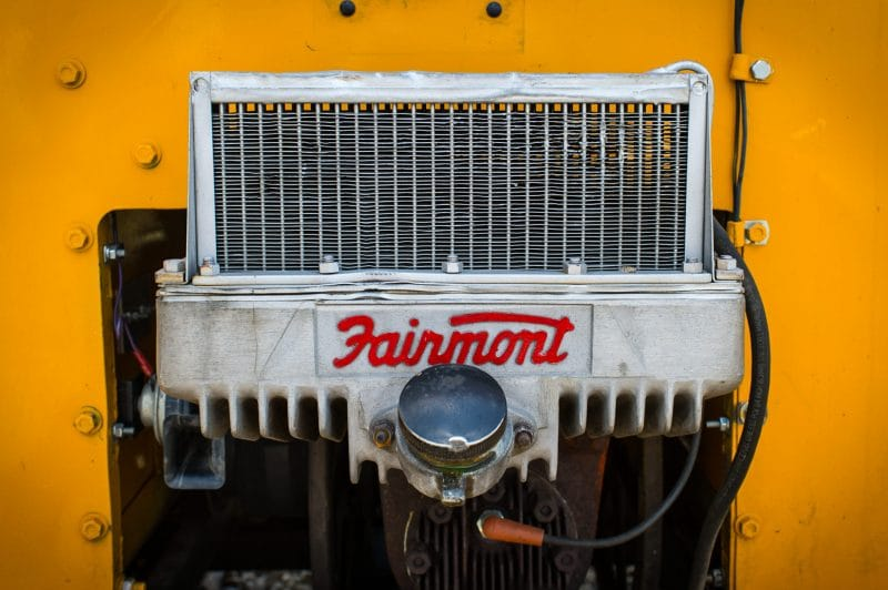 como's fairmont engine