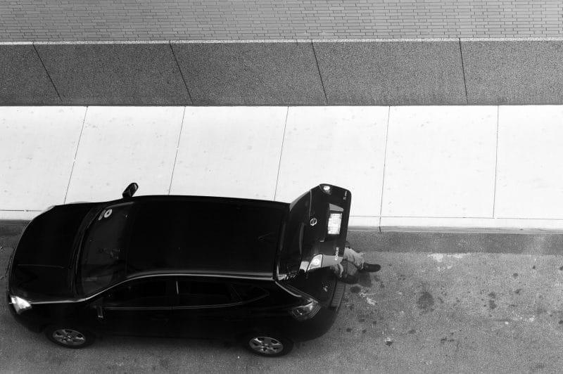 Street Photography Angles