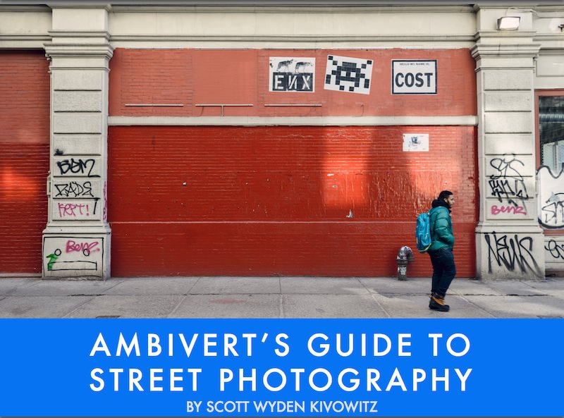 Ambivert's Guide to Street Photography