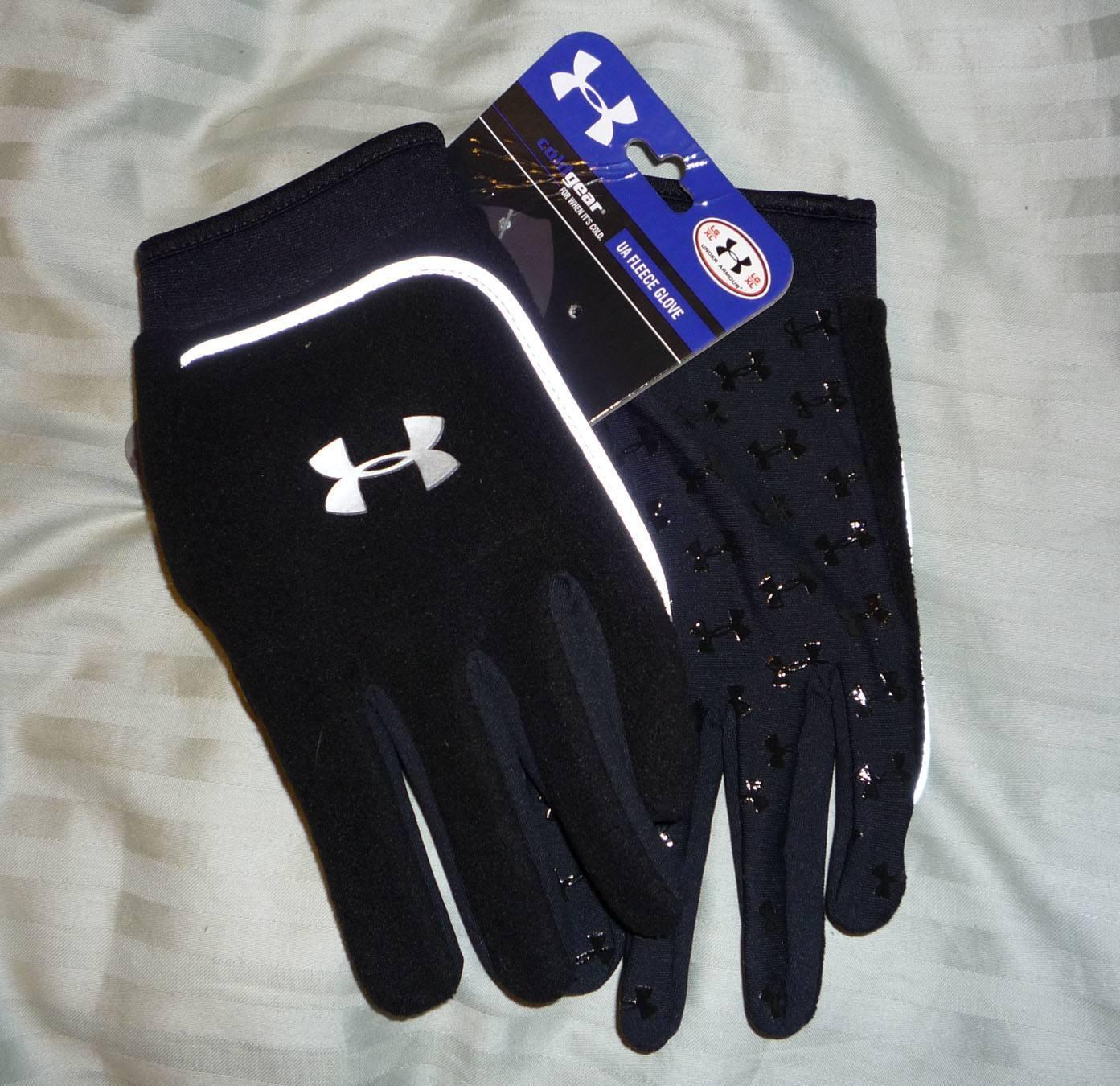 Under Armor Fleese Gloves