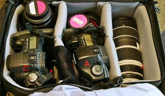 Traveling with camera gear – PhotographyBlog