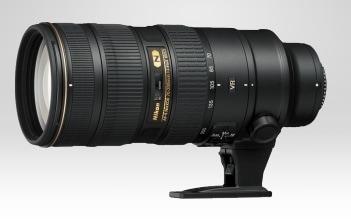 Nikon Gear Announcements 07-2009