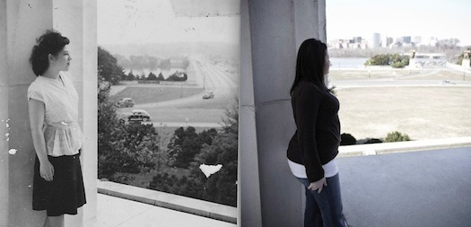 A Photographers Challenge: Recreate an old photograph