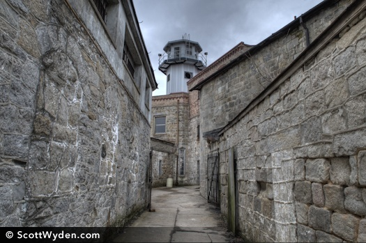 Photographer Meetup at Eastern State Penitentiary