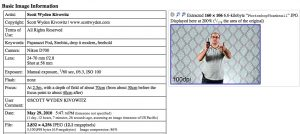 EXIF before Facebook