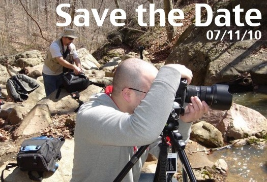 Save the date: Photowalk July 11, 2010