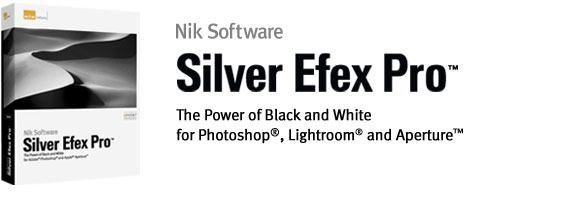 Using Nik Silver Efex Pro for adding pop to a color photograph