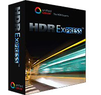 HDR Express announced from Unified Color, simple HDR software