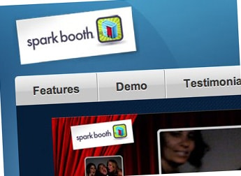 Party Booth is now called Spark Booth
