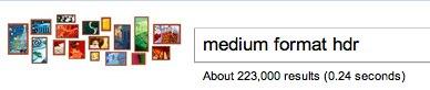 medium format HDR search