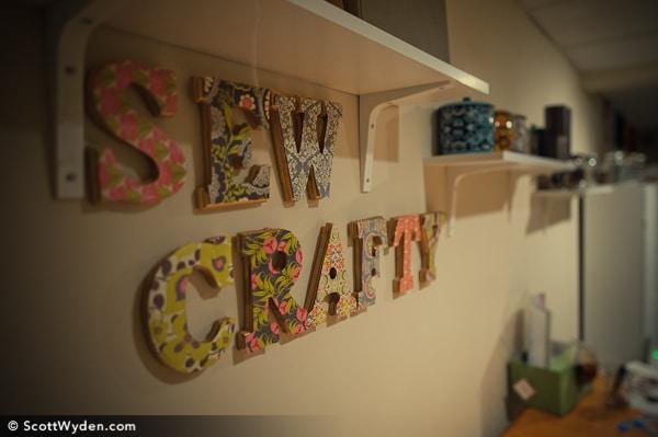 She Is Sew Crafty 8/52