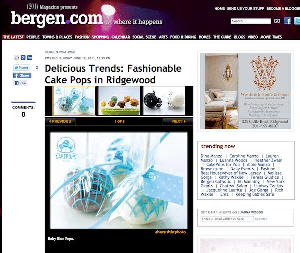 Photo In Use: Bergen.com