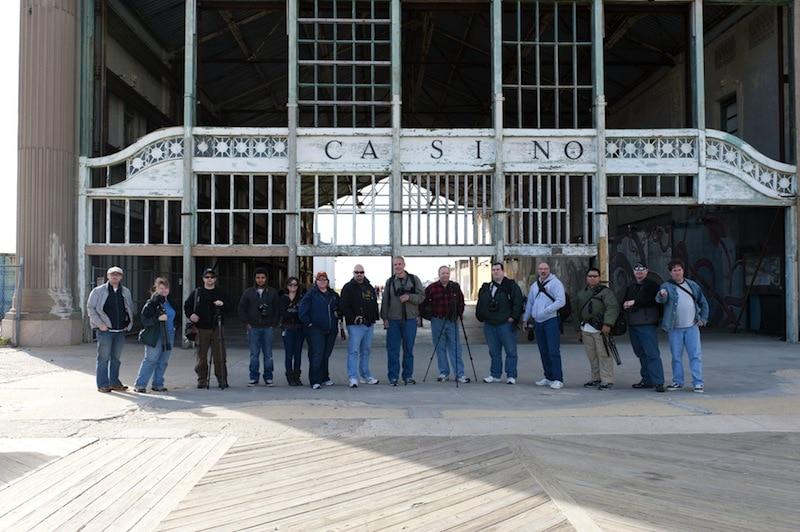 The Google Plus Asbury Park Photowalk Group