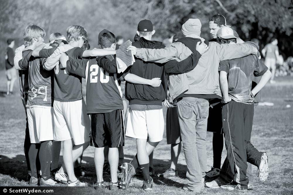 Photographing Collegiate Club Sports