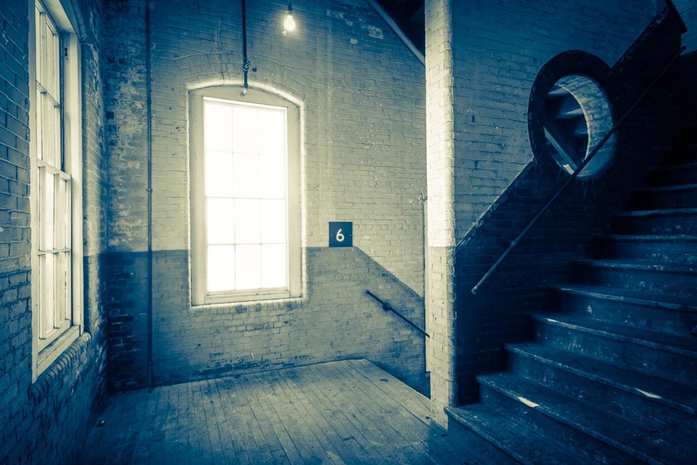 Stairway Six