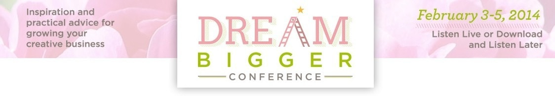 Listen Up & Join The Dream Bigger Conference