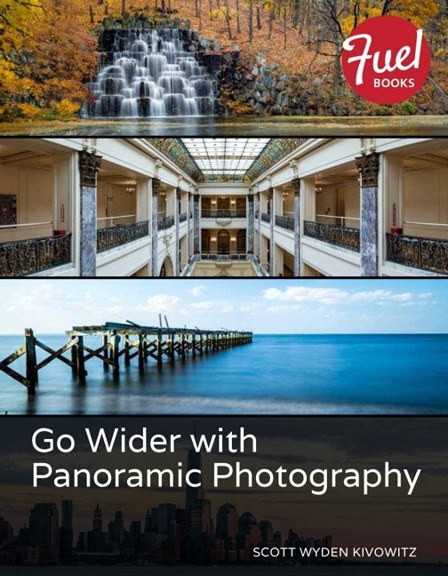 Go Wider with Panoramic Photography – eBook