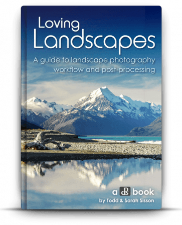 How To Process Your Landscape Photographs With Love