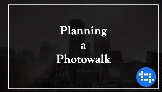 How To Plan A Photowalk (A Video Conversation)