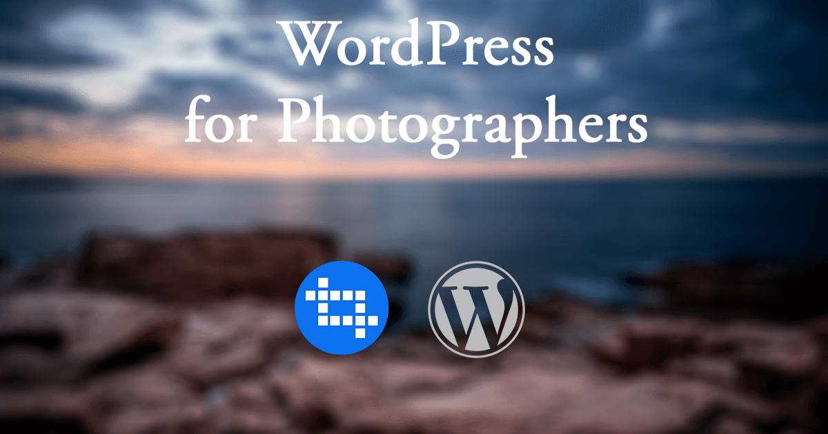WordPress for Photographers - Online Course