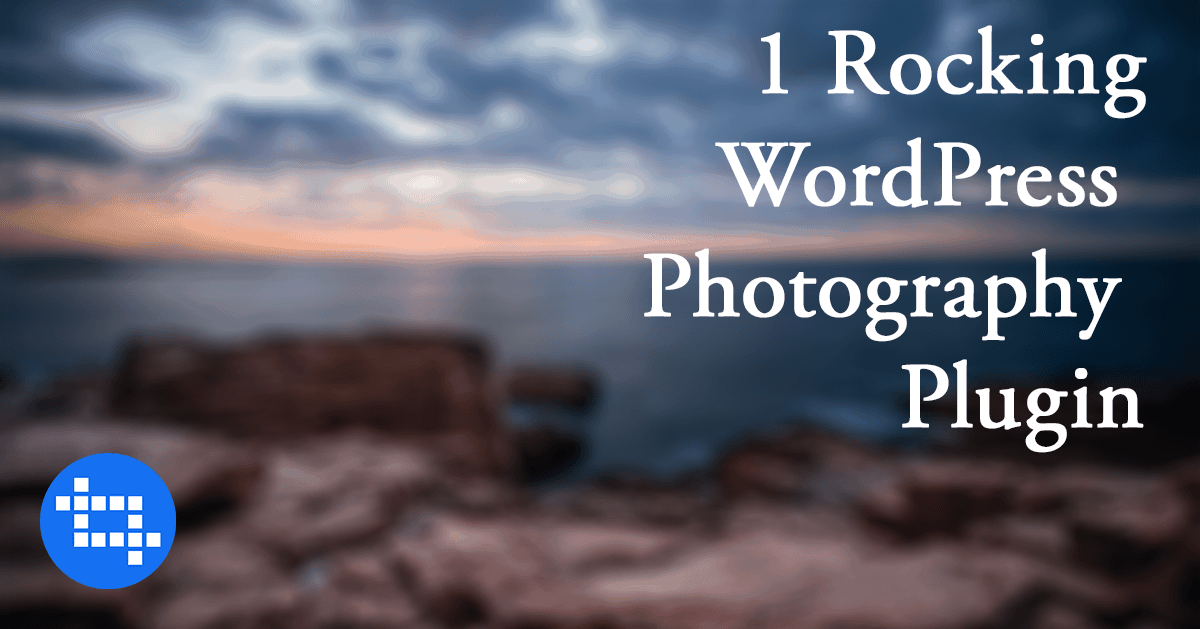 WordPress Photography Plugin