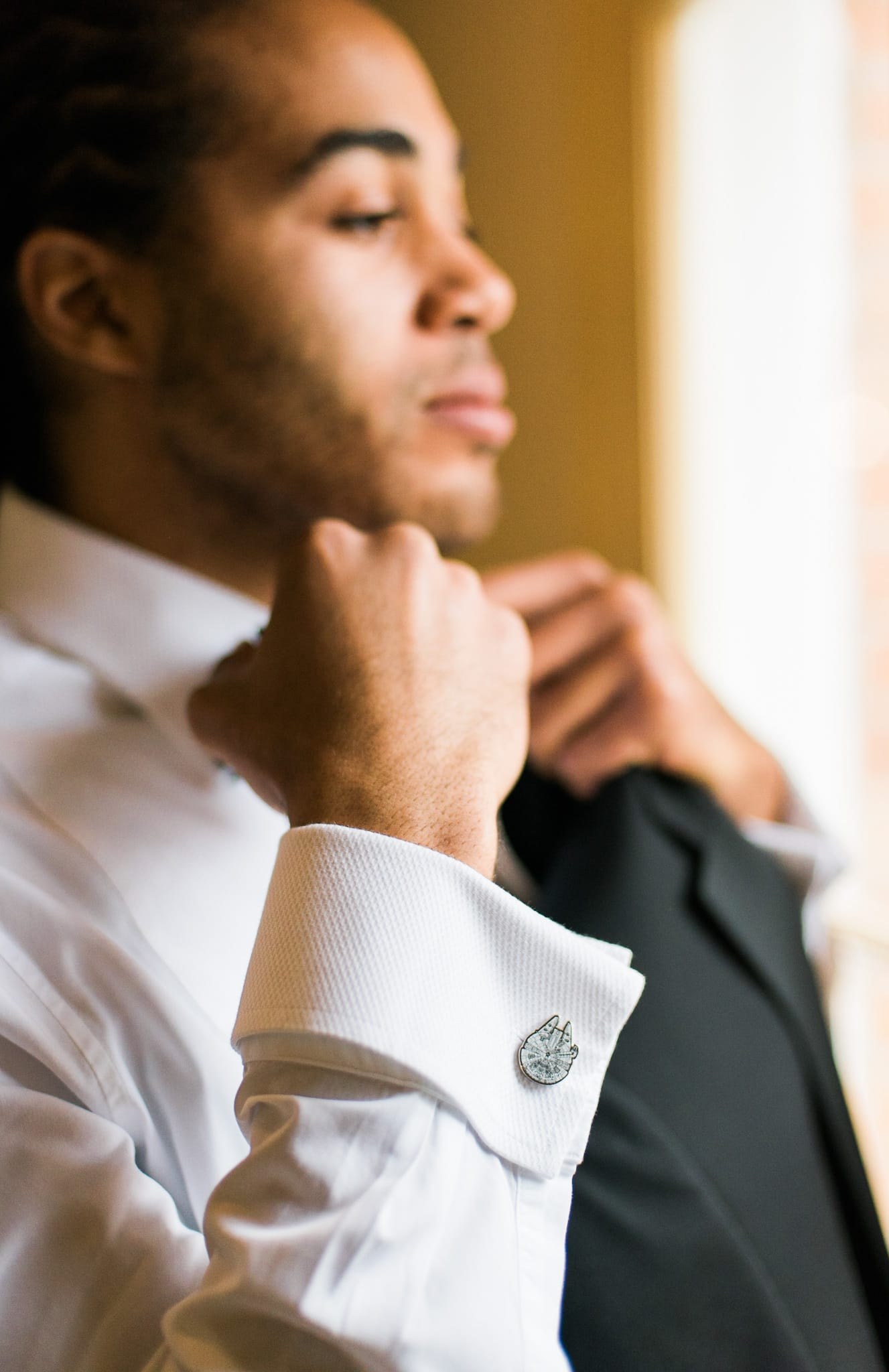The Force Is Strong With These Cufflinks