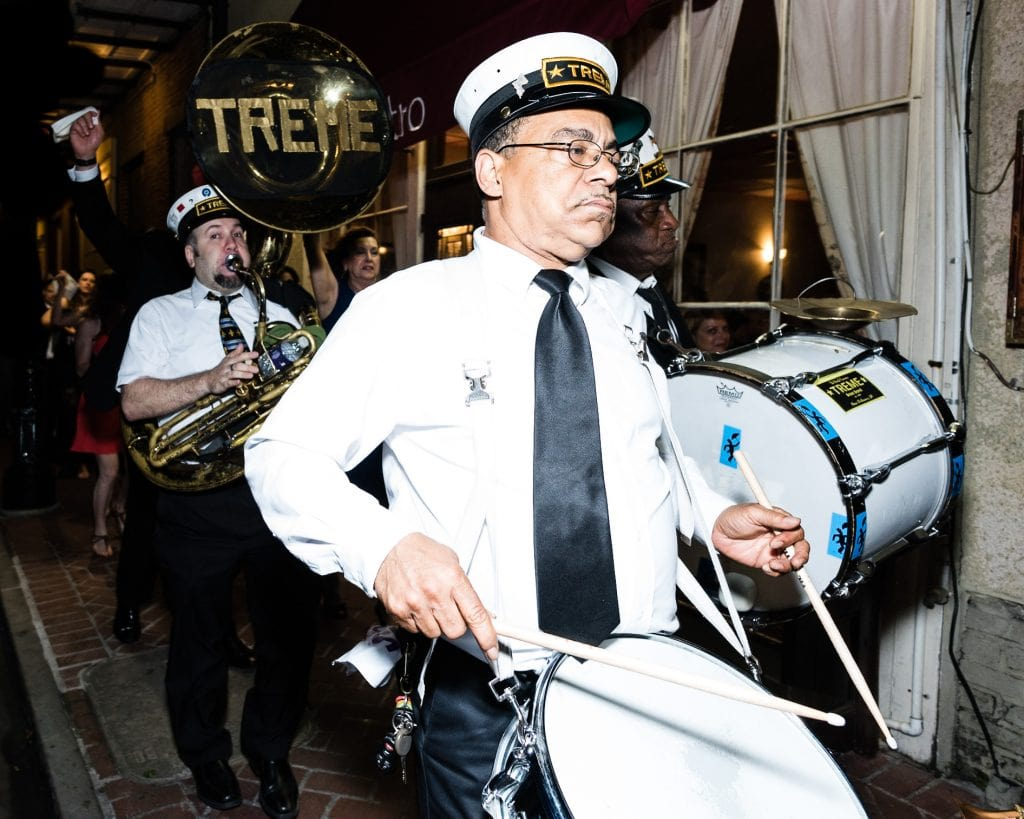 Treme Brass Band & The Second Line