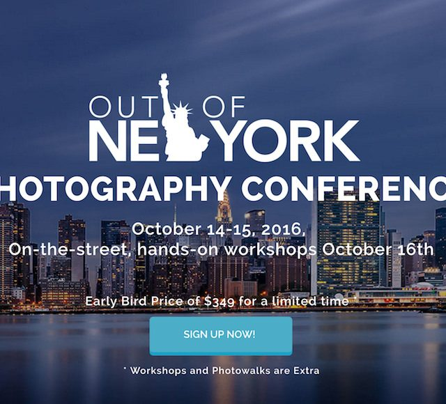Learn WordPress At The Out Of New York Photography Conference