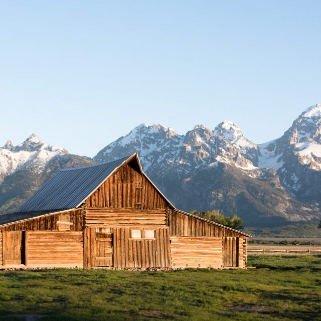 Thomas Alma Moulton Barn