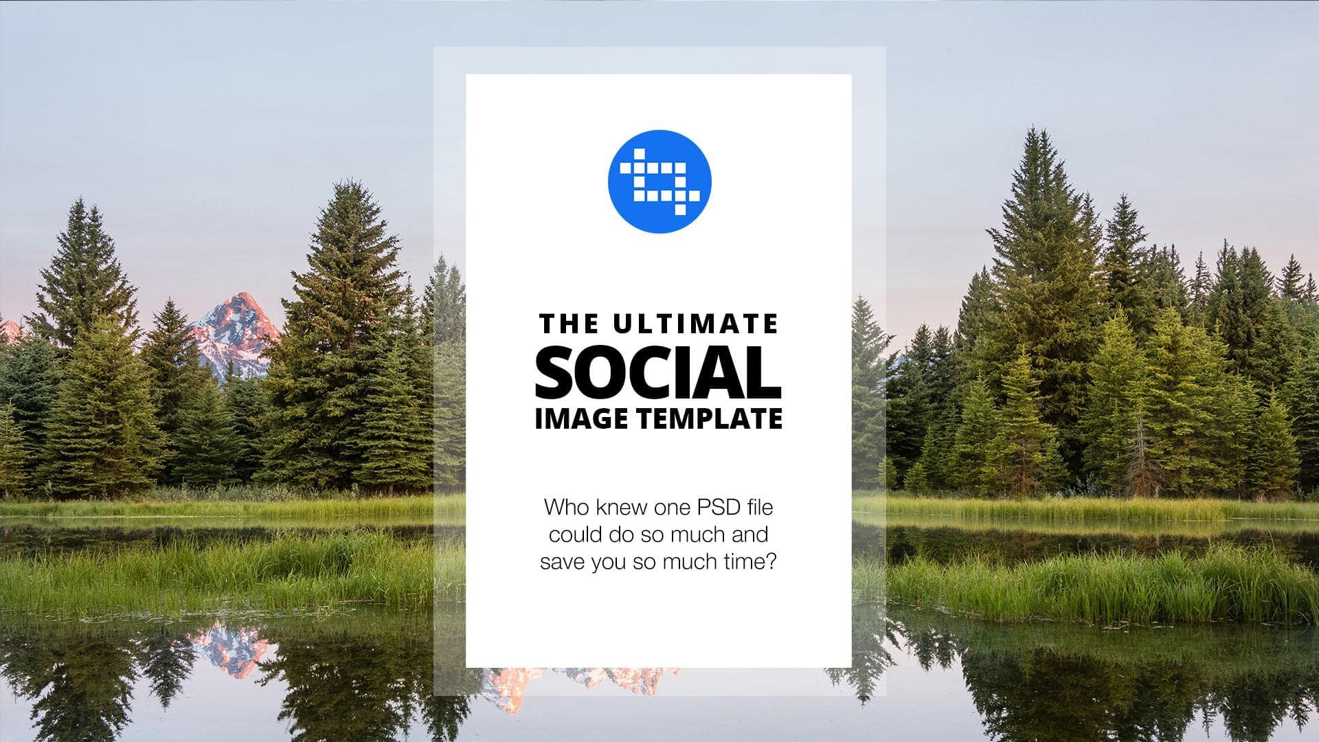 Ultimate Social Image Template