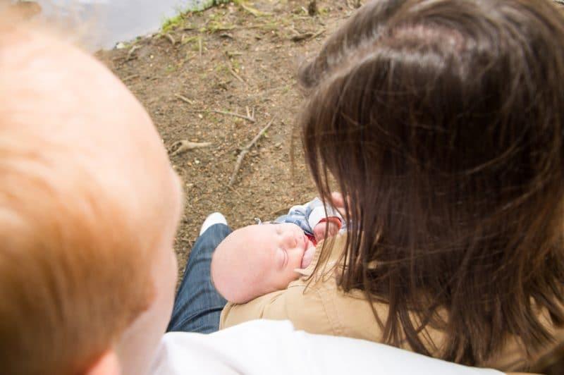 Newborn Photos Are About The Newborn