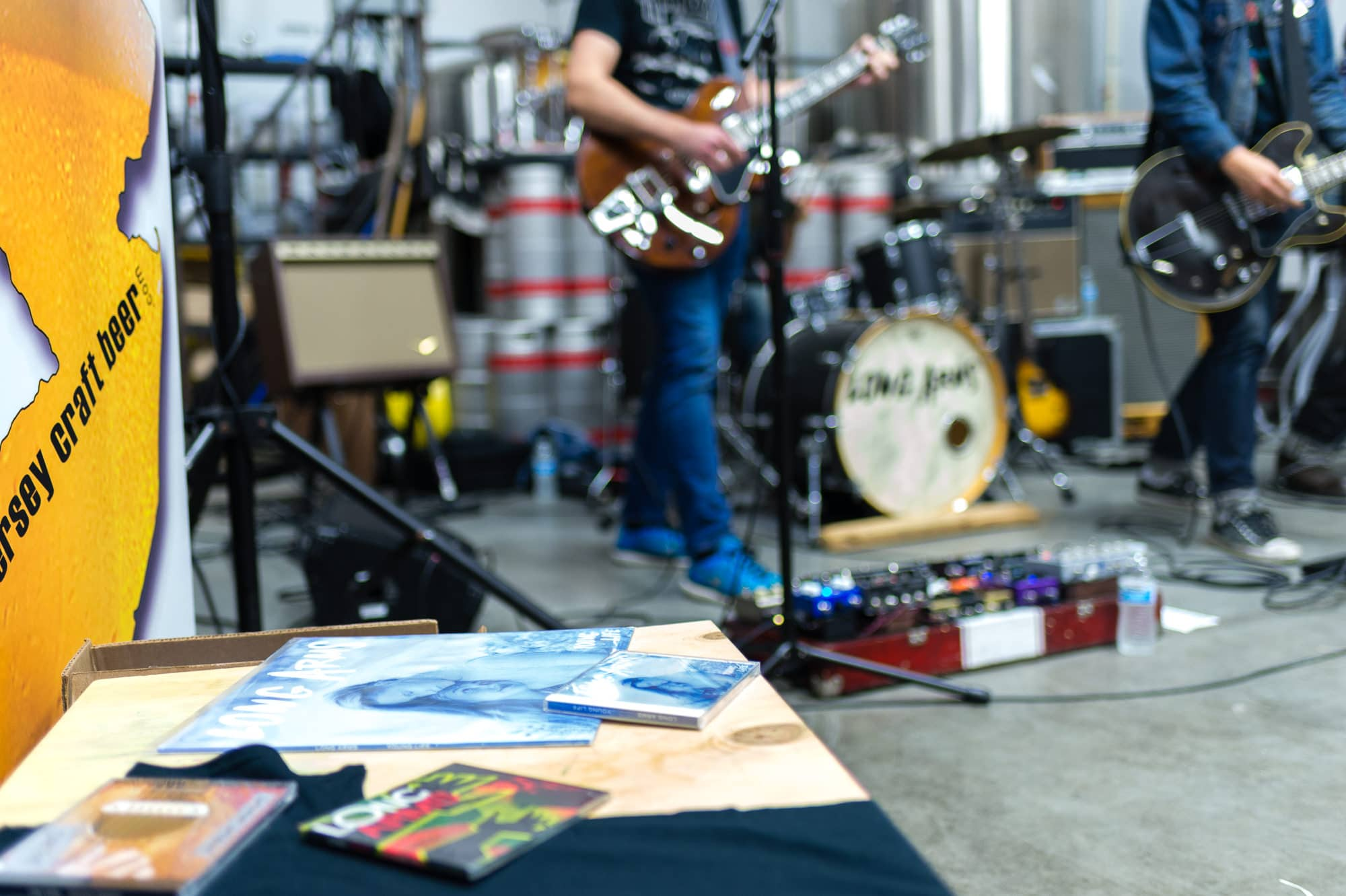 Craft Beer & Music in New Jersey
