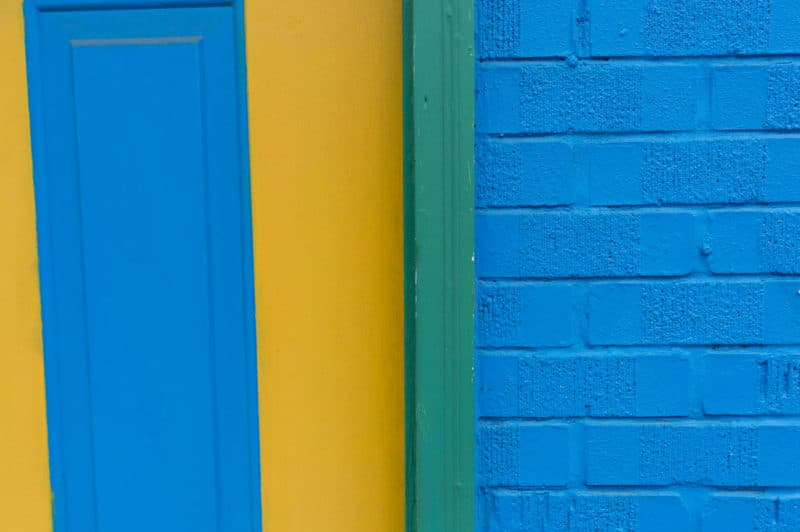 Yellow and Blue Textures