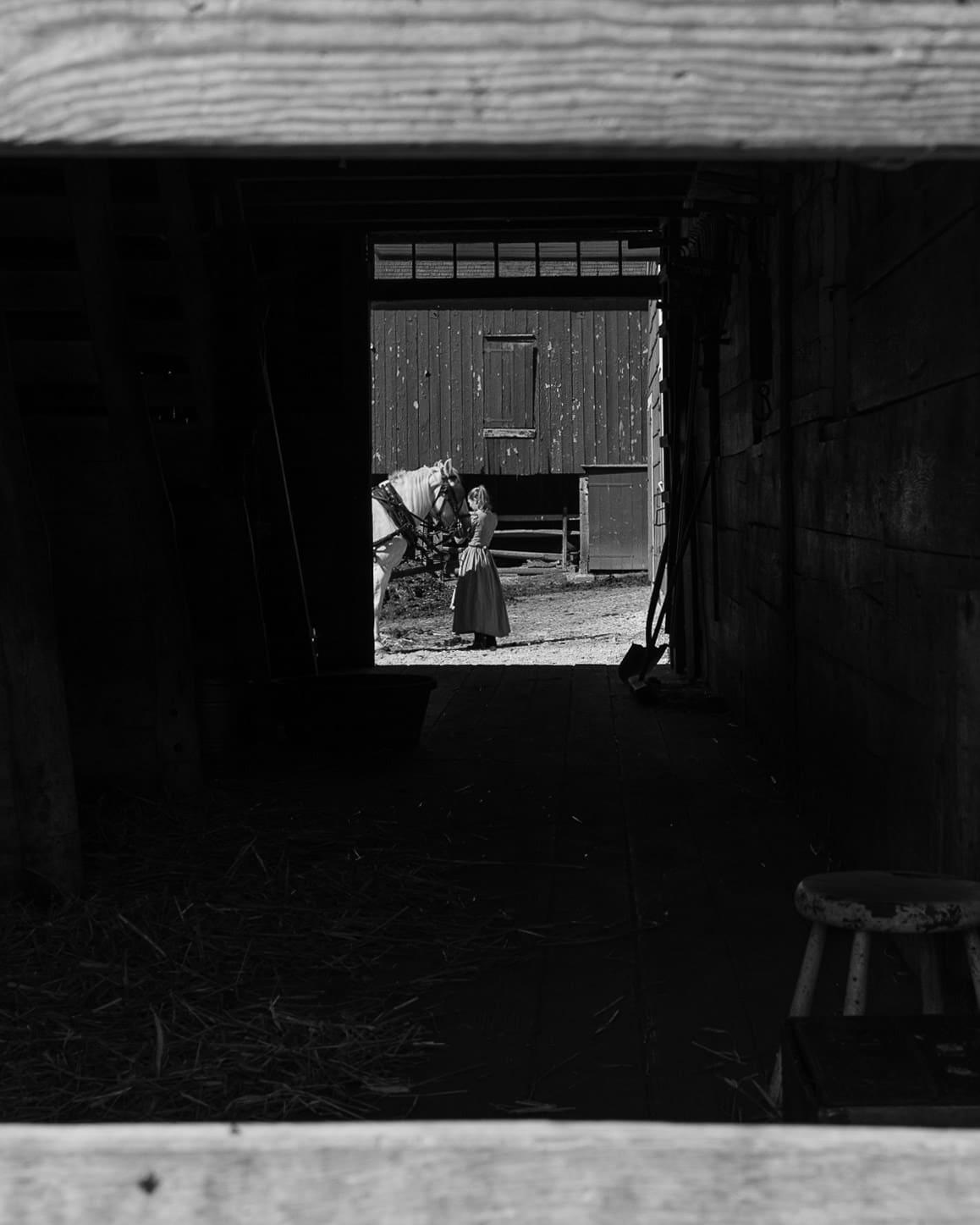 Historic Longstreet Farm