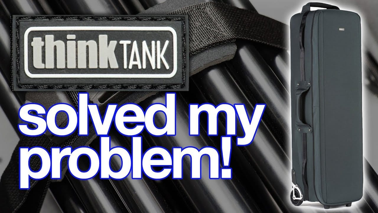 Think Tank Photo Solved My Problem