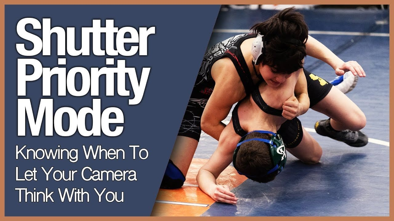 Shutter Priority Mode – Knowing When To Let Your Camera Think With You
