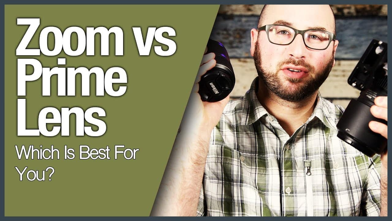 Zoom Lens vs Prime Lens – Which Is Best For You?