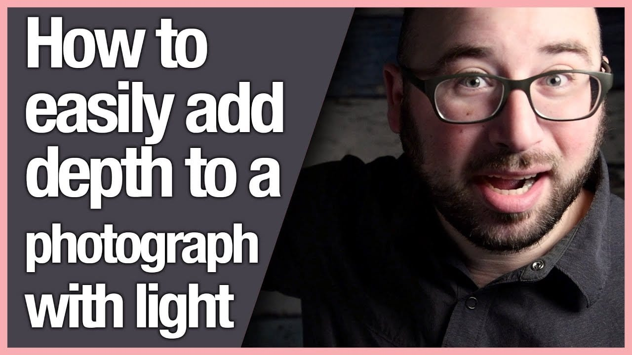 Cinematic Lighting – How to easily add depth to a photograph with light