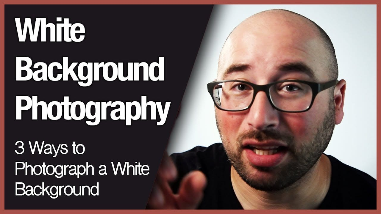 3 Ways to Photograph a White Background – White Background Photography
