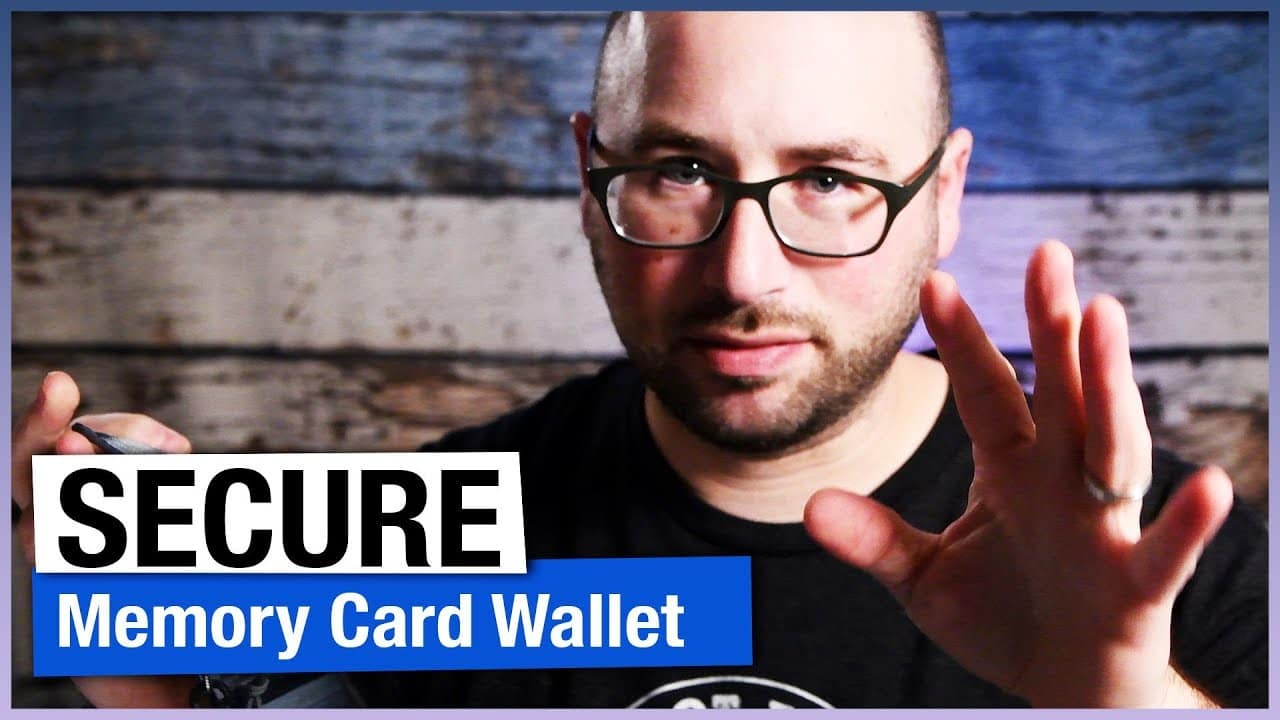 Memory Card Case – Think Tank Photo Secure Pixel Pocket Rocket