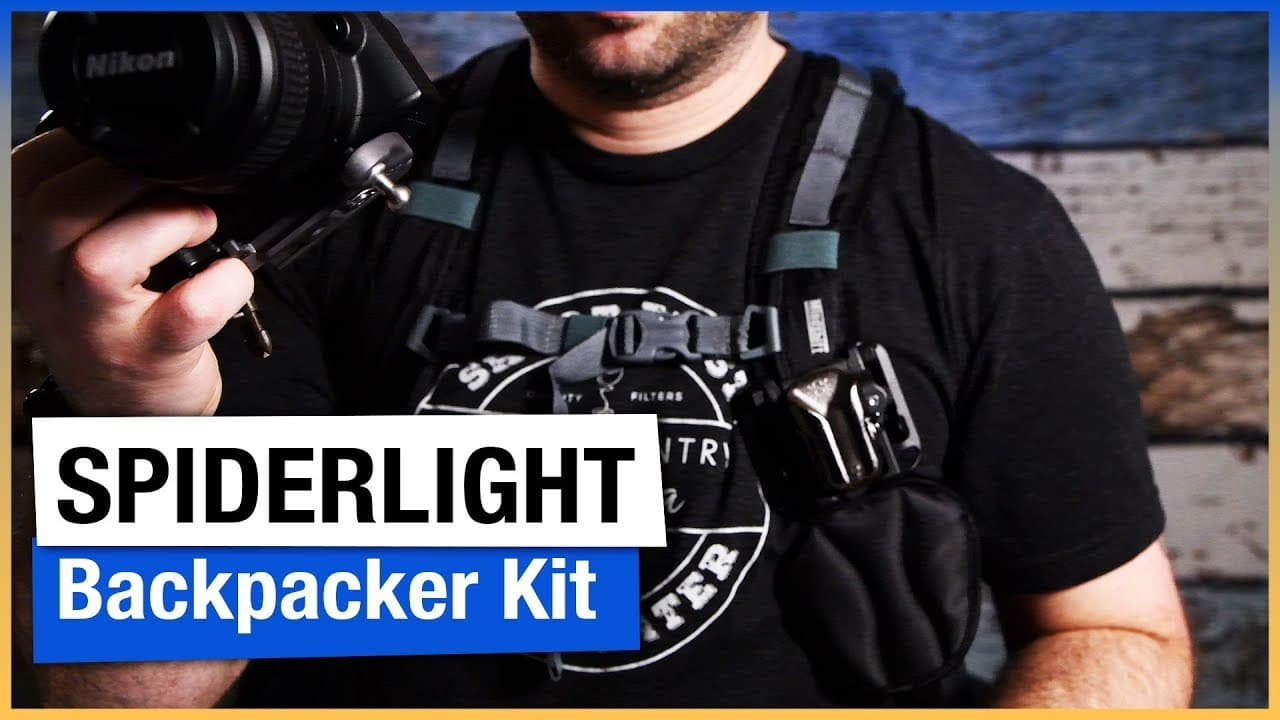 SpiderLight Backpacker Kit Review